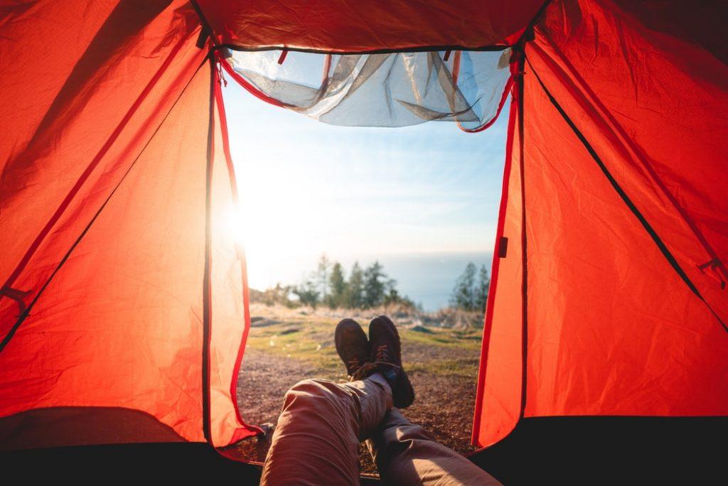 terrains de camping