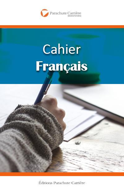 Cahier français
