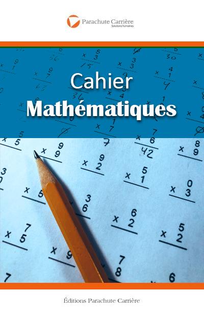 Cahier mathematiques