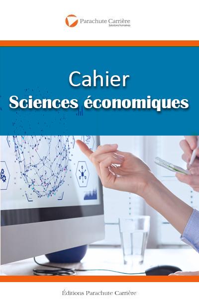 Cahier Sciences économiques